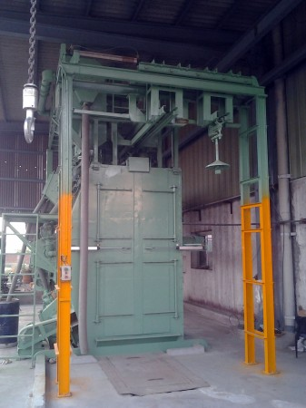 Overhead Conveyor Machine - Crane Hook