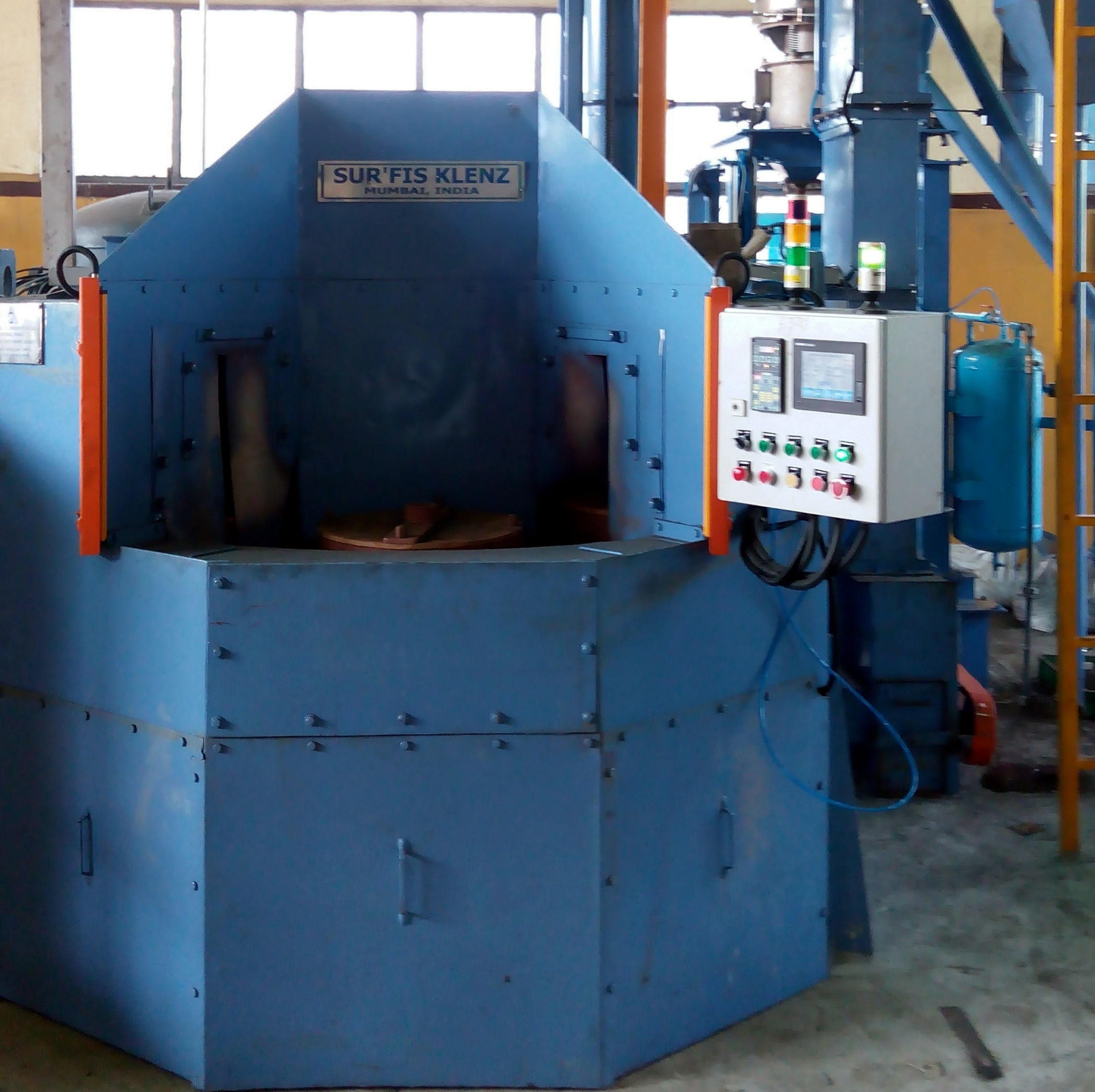 Air Peening Machine